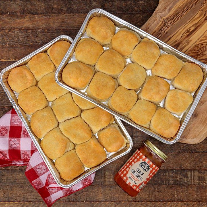Heat N' Eat Biscuits & Preserves