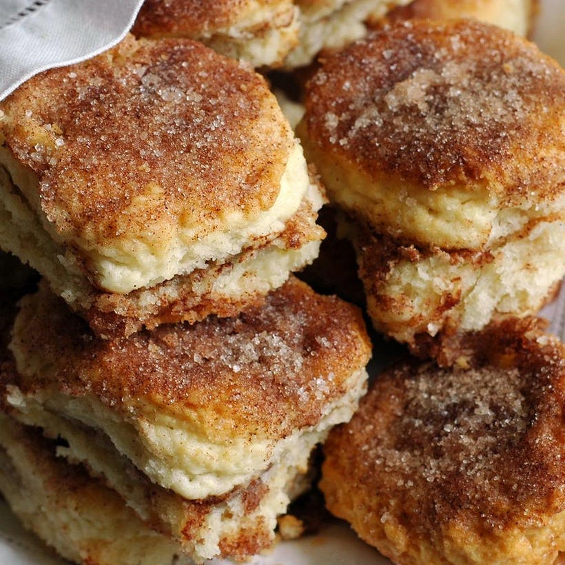 The Cinnamon Biscuits
