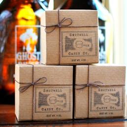 Hand-Crushed Espresso Caramels - 3 Pack