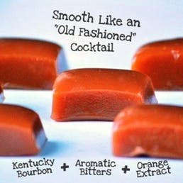 Old Fashioned Cocktail Caramels - 3 Pack