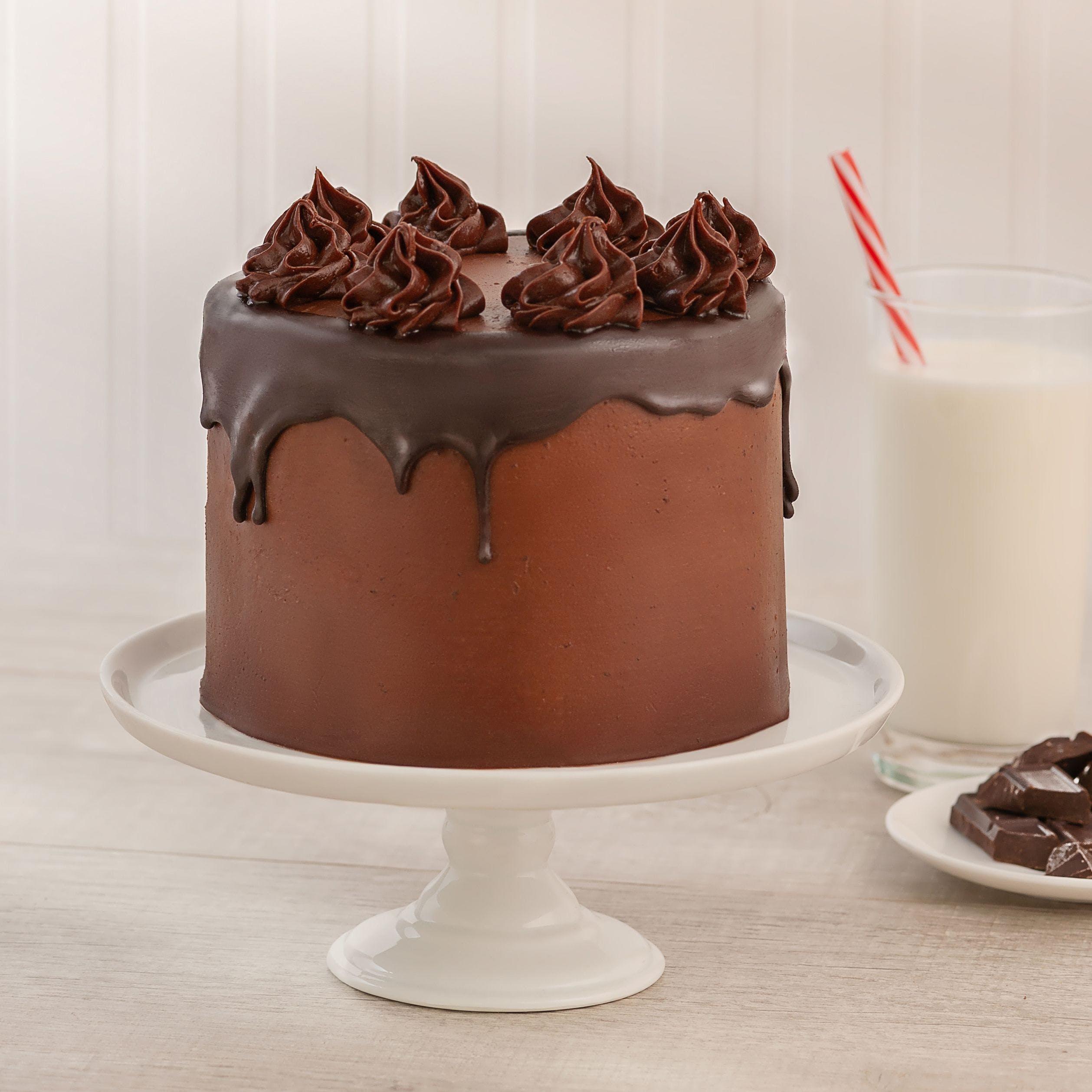 Award Winning Chocolate 4 Layer Cake By We Take The Cake Goldbelly