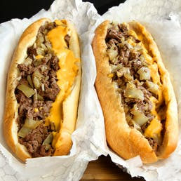 Jim's Philly Cheesesteaks - 12 pack