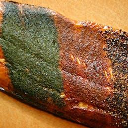 Atlantic Salmon Four Flavored Fillet