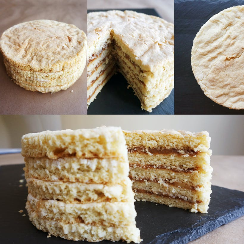Tennessee Mountain Apple Stack Cake