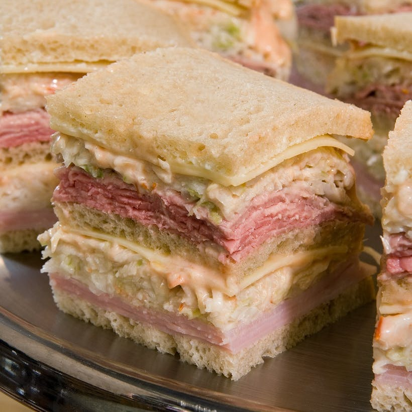 The Original Joe Sandwich (Serves 3)