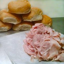 Isaly's Chipped Chopped Ham Sandwich Kit