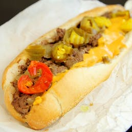 Jim's Philly Cheesesteaks - 8 pack