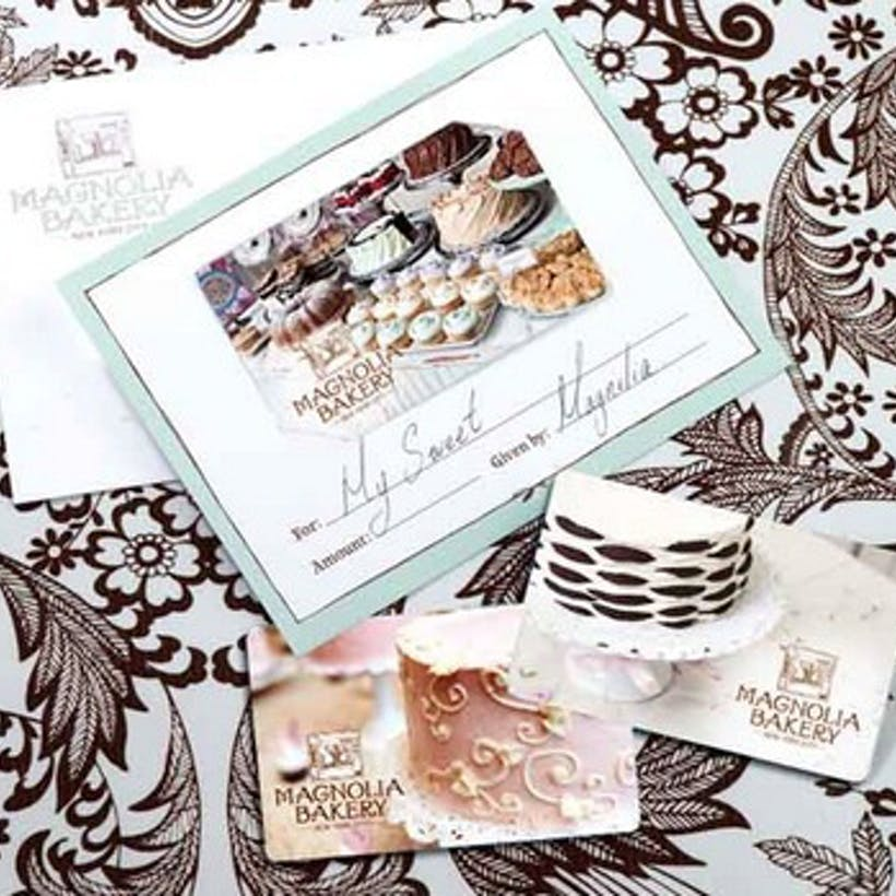 Magnolia Bakery $25 Gift Card (In-Store Use Only)