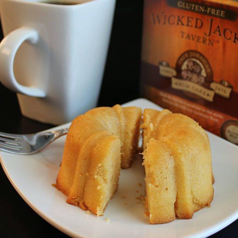 Wicked Jacks - 3 Pack Rum Cake Gift Set