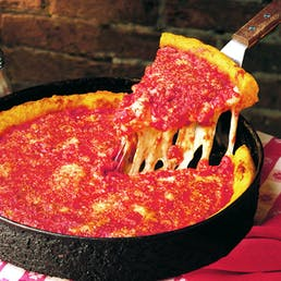 Chicago Deep Dish Crumbled Sausage Pizza - 2 Pack