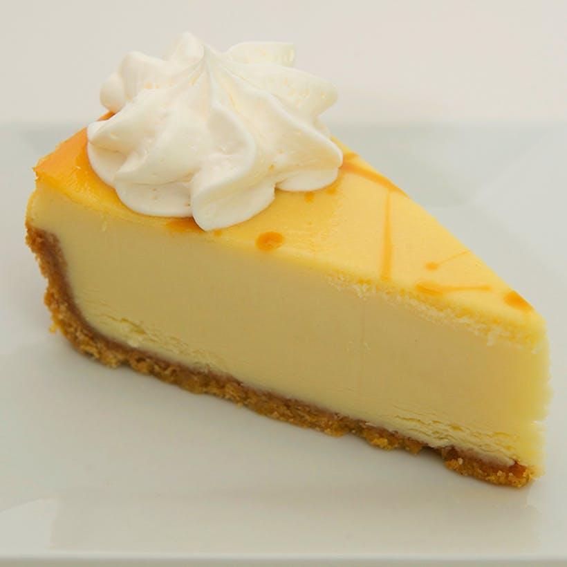 Irish Cream Cheesecake