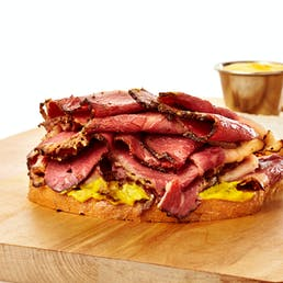 Prime Smoked Brisket Sandwich Pack for 4
